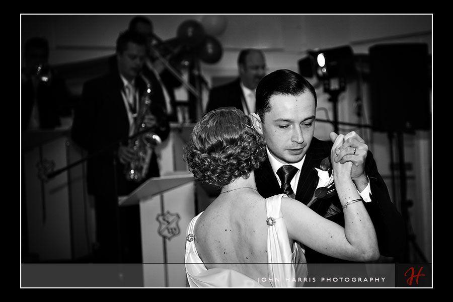 1940s Wedding Big Band Photography By John Harris