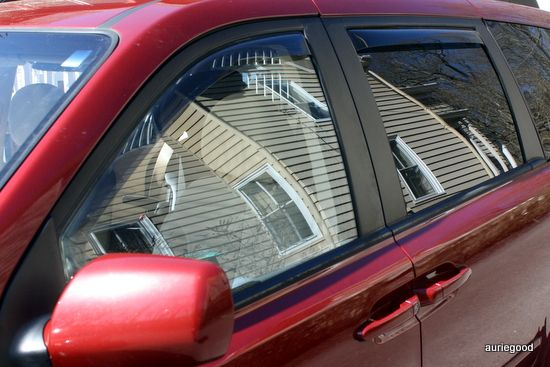 Awesome Weathertech Vent Visor Giveaway from AutoAnything