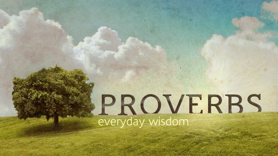 Image result for Book of Proverbs