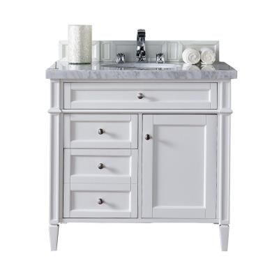 "James Martin Furniture 650-V36 Brittany Collection 36"" Single Vanity"