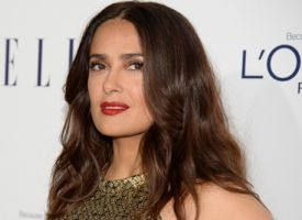 "Salma Hayek Says Donald Trump Backers ""Are Not Seeing The Madness"""