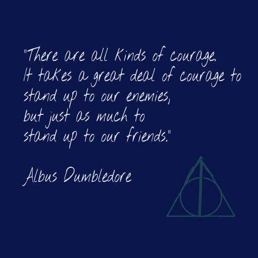Albus Dumbledore Quote Wise Harrypotter Neville Quotes