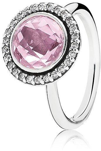 PANDORA Ring - Sterling Silver & Cubic Zirconia Brilliant Legacy