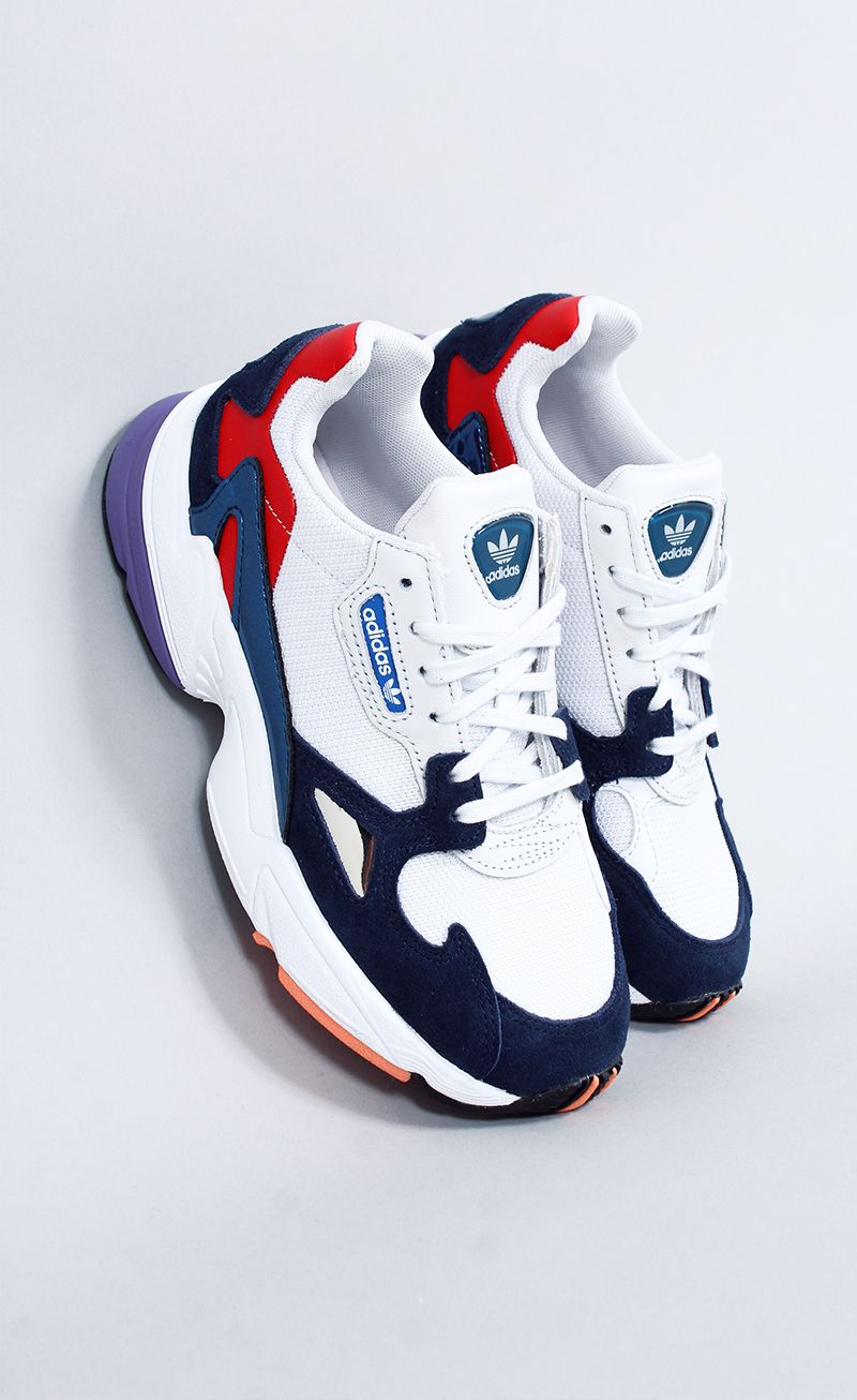 fa521c3e27 tênis adidas falcon w46 colorido - this is FASHION babe | Sneakers ...