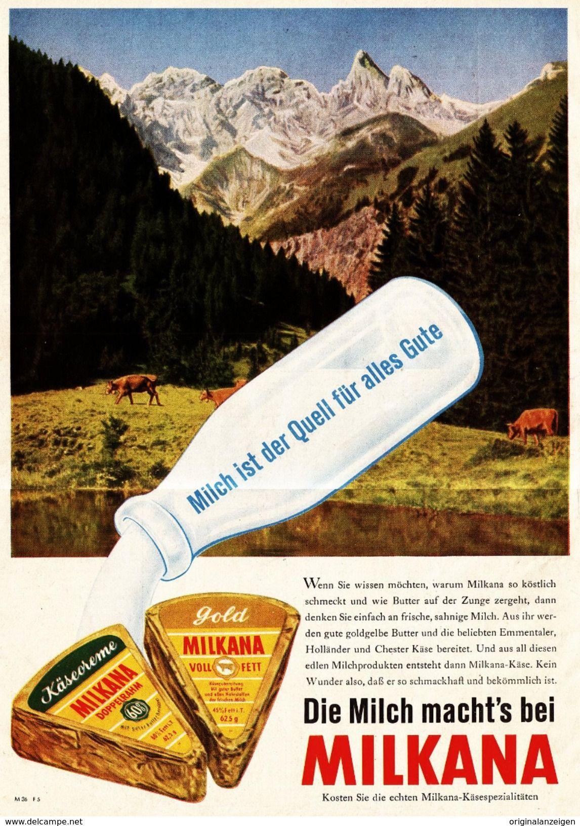 Werbung - Original-Werbung/ Anzeige 1955 - 1/1 FARB - SEITE ...
