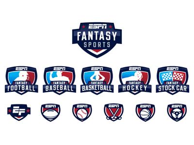 Espn Fantasy Sports Logos Espn Fantasy Fantasy Football Shirt