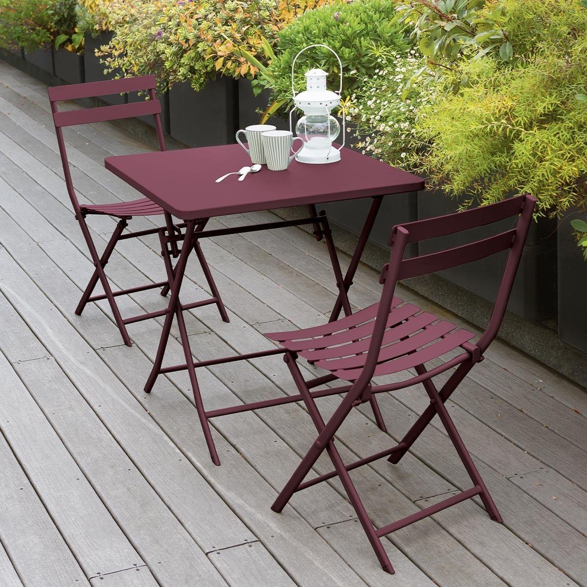 Table De Jardin Pliante Carree Greensboro Bordeaux En 2020 Table De Jardin Pliante Table De Jardin Table De Jardin Carree
