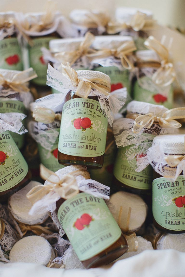 20 Fall Wedding Favor Ideas Your Guests Will Love Wedding Favors