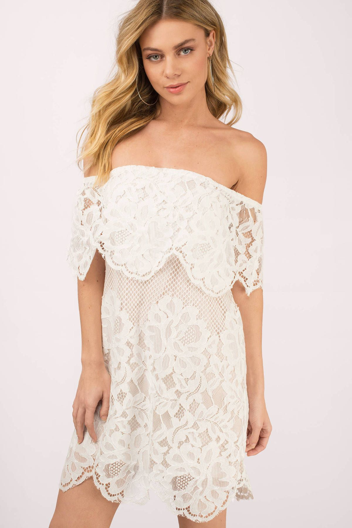 Play For Keeps Lace Shift Dress In White Lace White Dress Lace Shift Dress Women S Fashion Dresses [ 1800 x 1200 Pixel ]