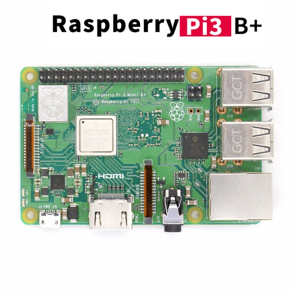 New Arrival Raspberry Pi 3 Model B+ 2018 In Stock Raspberry Pi 3 B
