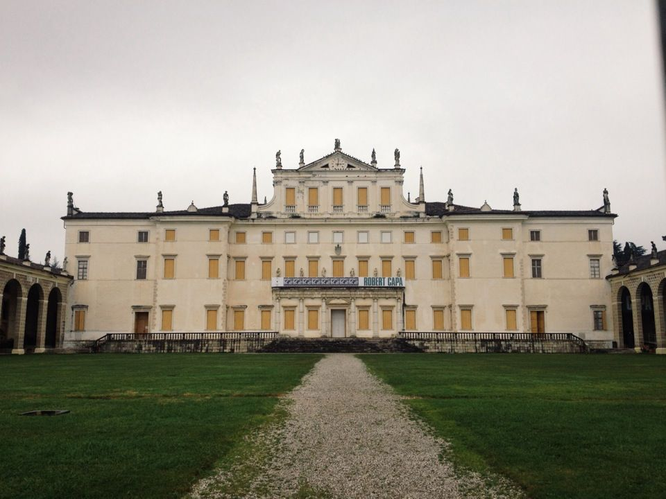 Villa Manin Villa, Italian villa, Andrea palladio