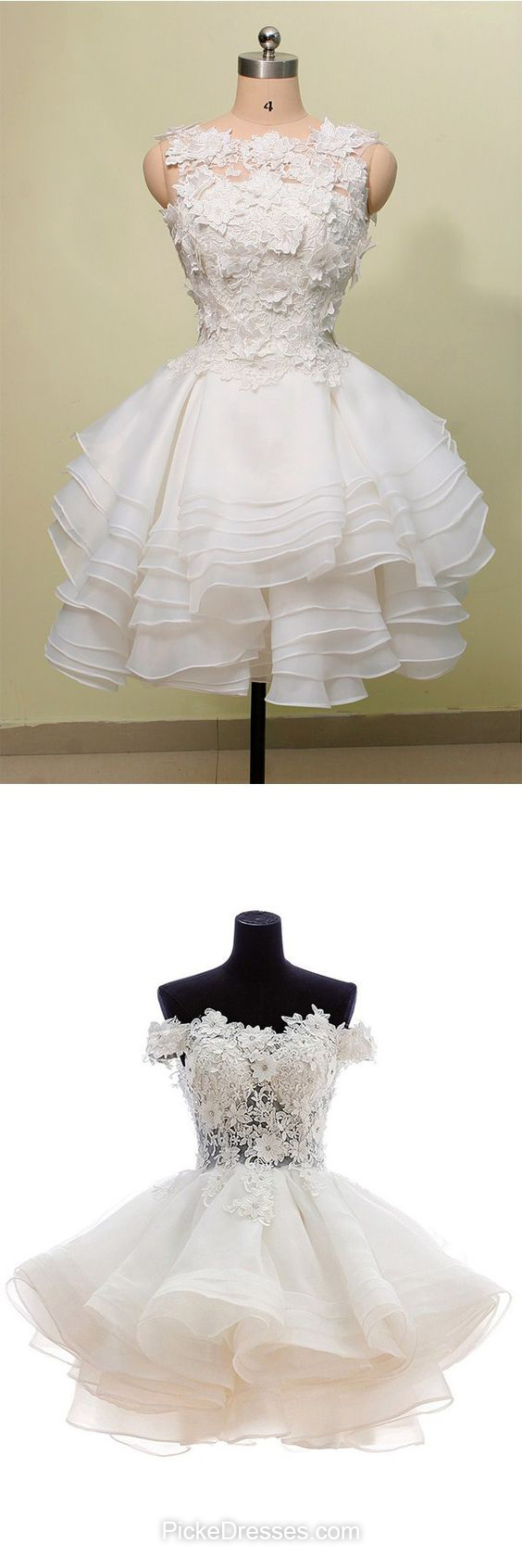 Cute short prom dresses whiteprincess short prom dresses offthe
