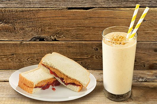 Peanut Cookie And Jelly Shake Articles Herbalife Shake Recipes Peanut Cookies Herbalife Recipes