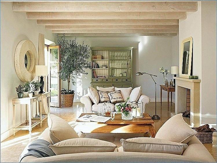 Luxus Wohnzimmer Im Landhausstil Einrichten Wohnzimmer Ideen Gartengestaltungideen Hausideen Garten Hausbauen Innererfr Home Decor Cozy Room