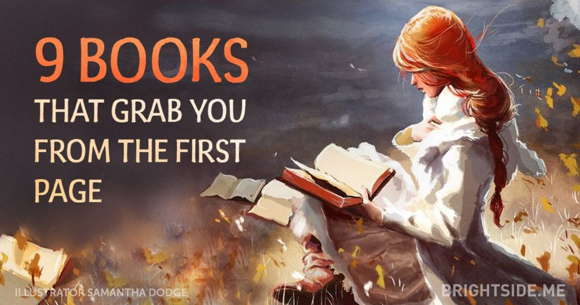 Great books that tell an incredible story and offer you millions of puzzles to solve