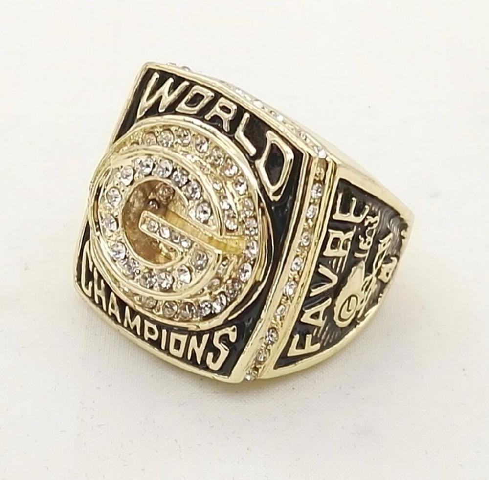 Super Bowl 1996 Green Bay Packers Championship Ring Green Bay Packers Green Bay Packers Gifts Super Bowl Rings