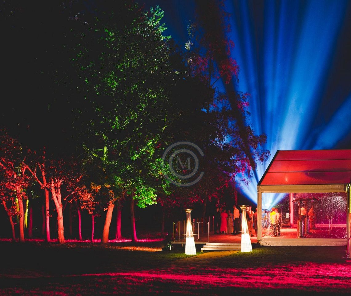 We can supply much more than marquees including