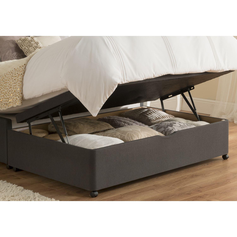 Silentnight Ottoman Bed Frame Ottoman Bed Bed Frame Silentnight
