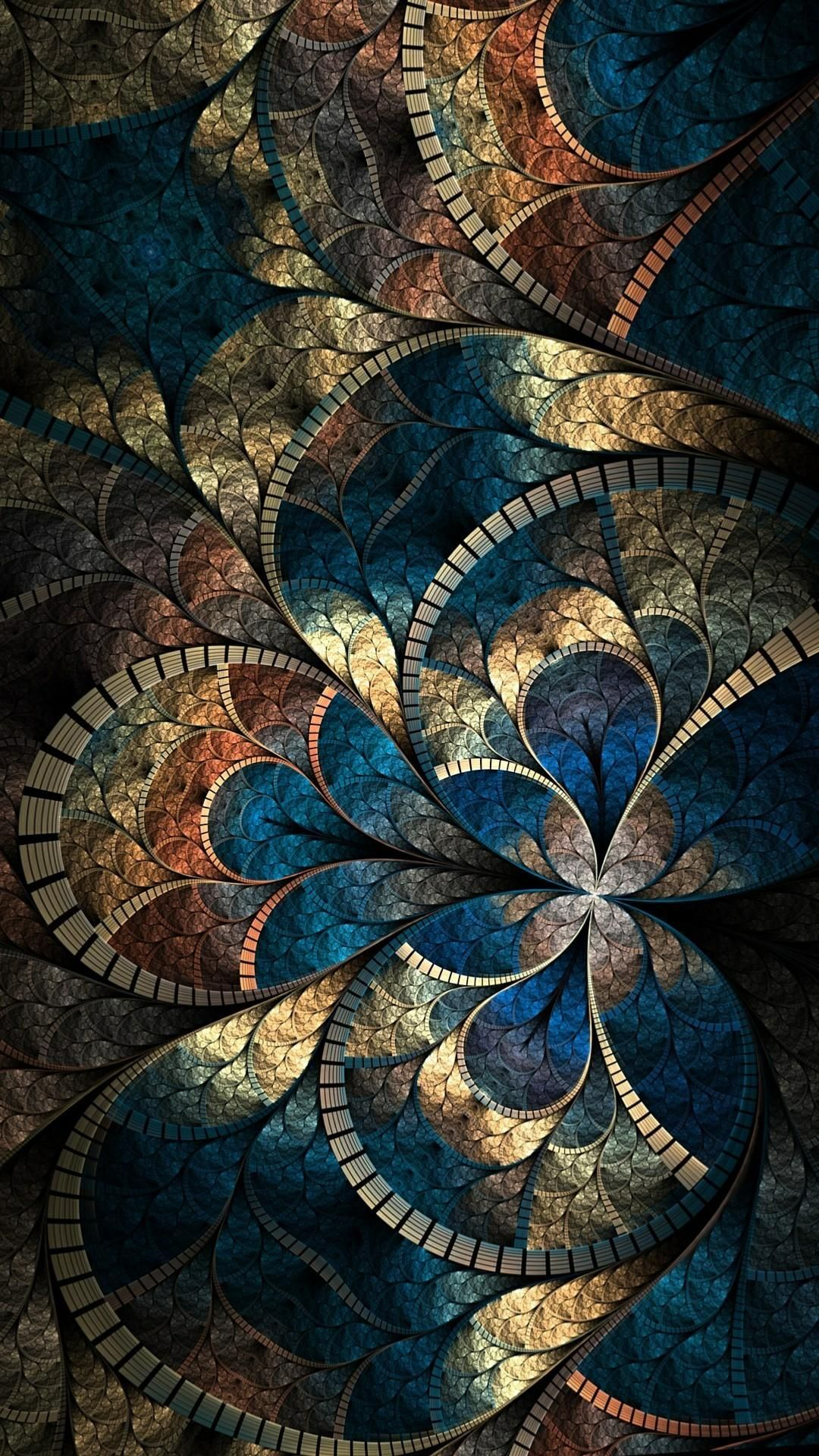 Mandala Tiles Art In 2019 Iphone Wallpaper Tumblr