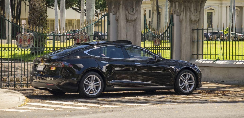 Rent Island Limousine LLC's Tesla Model S on Turo. Tesla