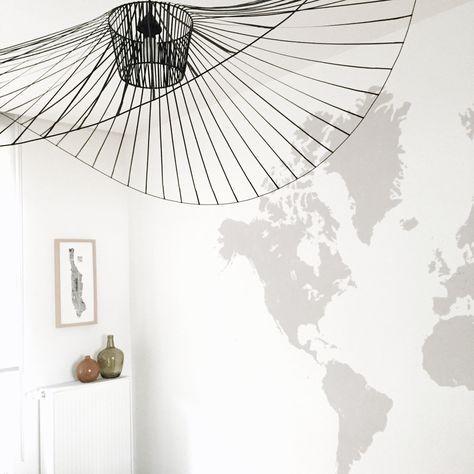 diy suspension vertigo diy vertigo lamp bricolage pinterest bricolage deco et bricolage. Black Bedroom Furniture Sets. Home Design Ideas