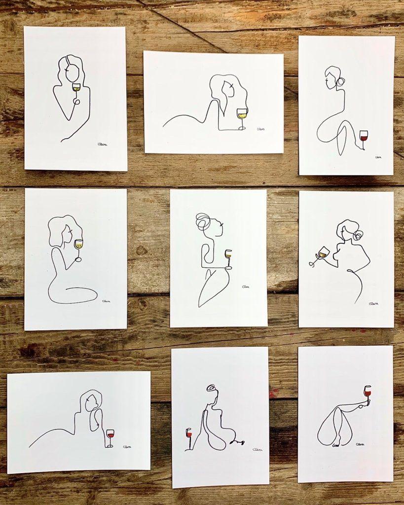 Pin von Sara auf Illustration art in 50   Zeichnungen ...