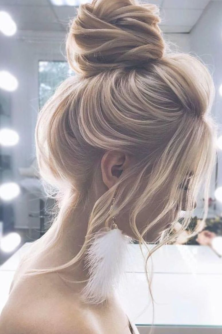 12 Sophisticated Prom Hair Updos Hair #Hair #Prom #Sophisticated