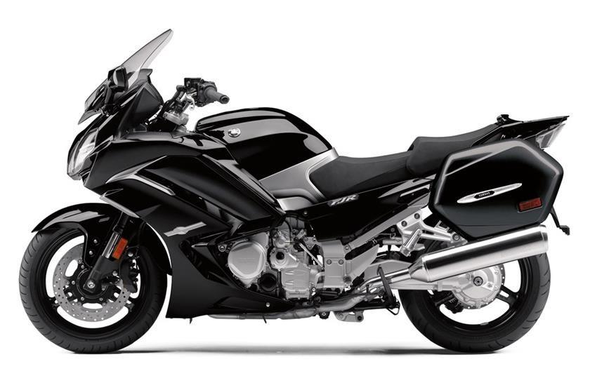 2017 Yamaha FJR1300ES Sport Touring Motorcycle Model