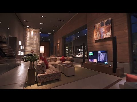 (4) Las Vegas beautiful home With bowling railway house cinema and guest house - YouTube