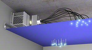 Schéma Dinstallation Du Système à Fibre Optique Luminaires En 2019