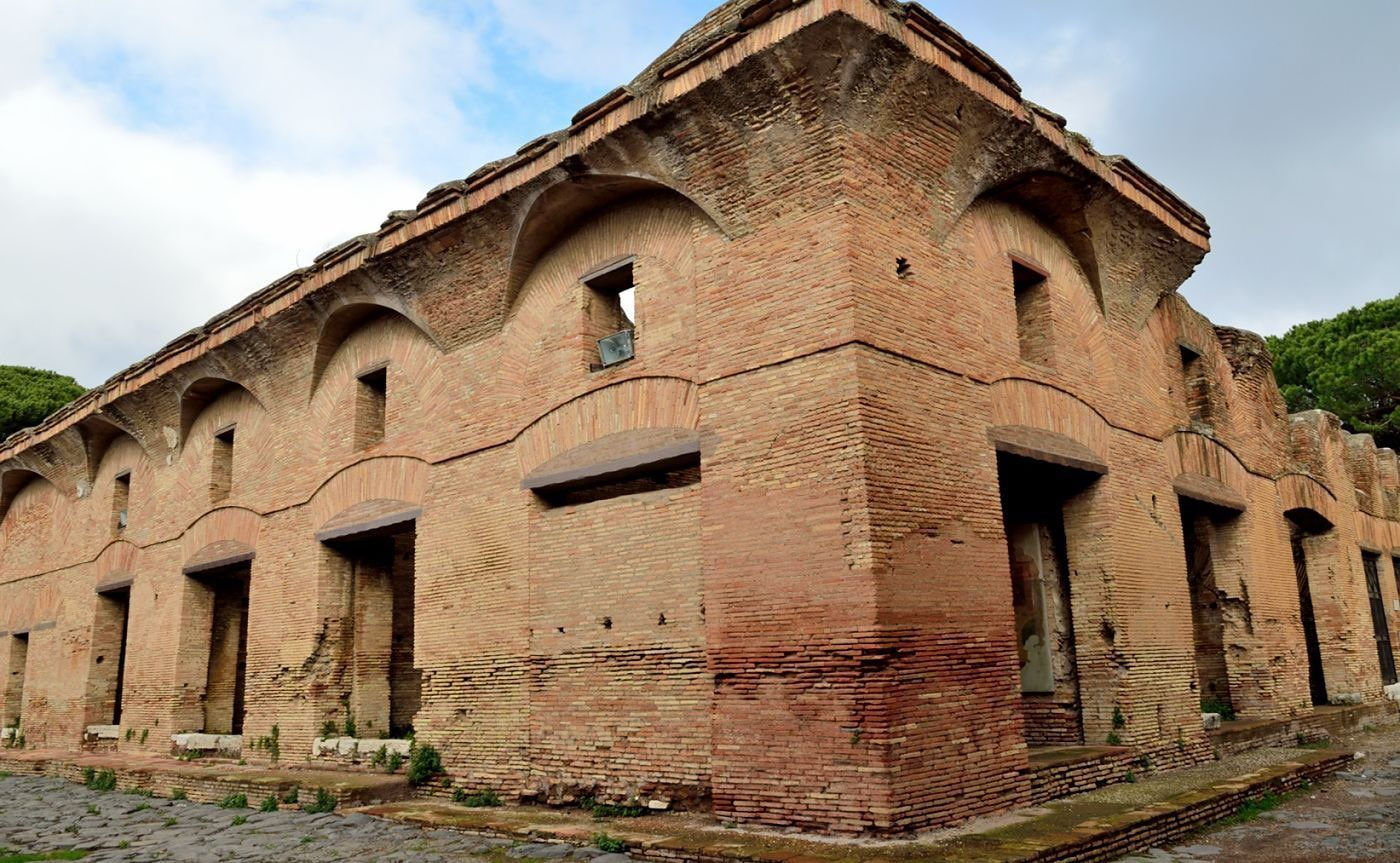 Digital Maps Of The Ancient World On Twitter In 2021 Ostia Travel Photos World