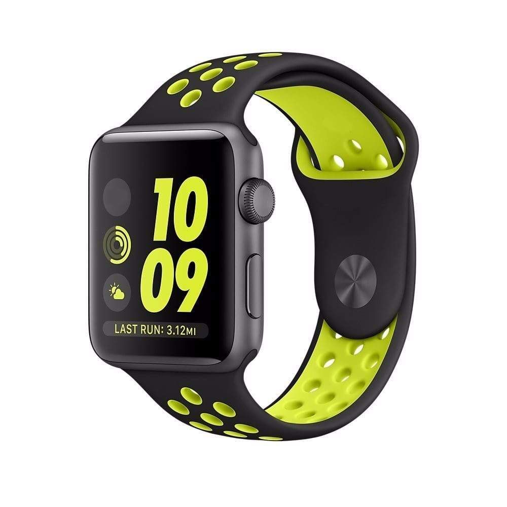 Watch Nike Series 5 GPS, 40mm Silver Aluminum Case with