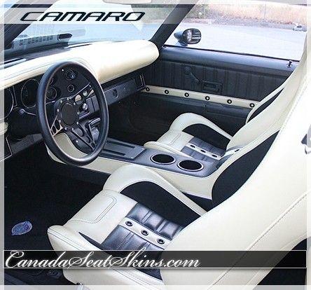 1971 - 1981 Camaro Sport XR Bucket Seat Conversion   Camaros