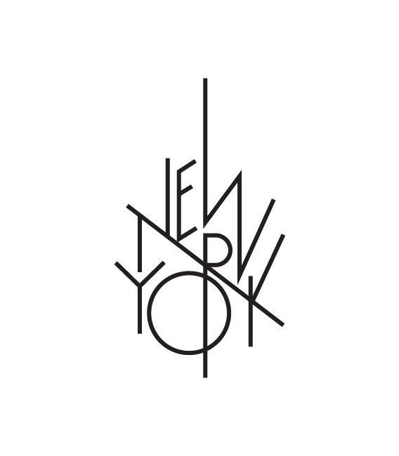 new york typo tattoo pinterest typo york and city tattoo