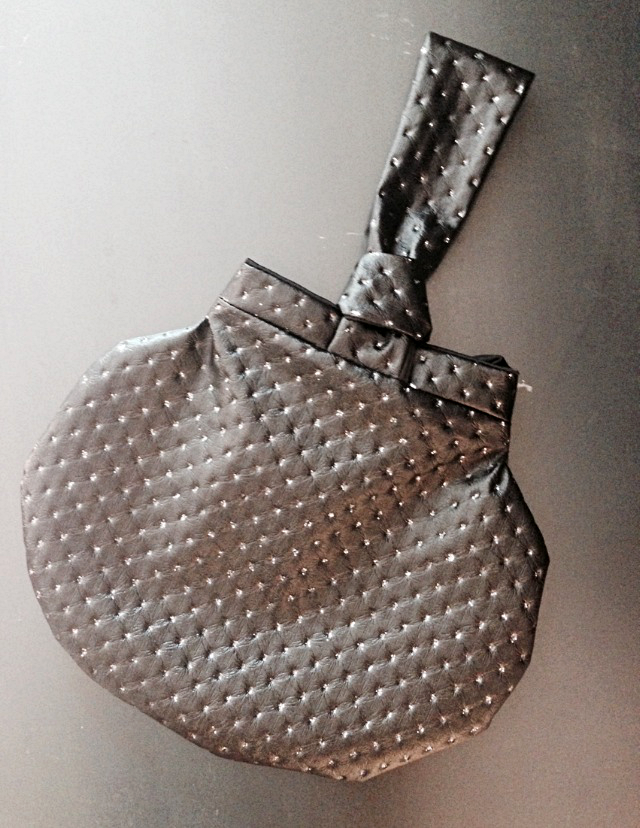 Le Kocotte en simili d'Agathe #couture #sac