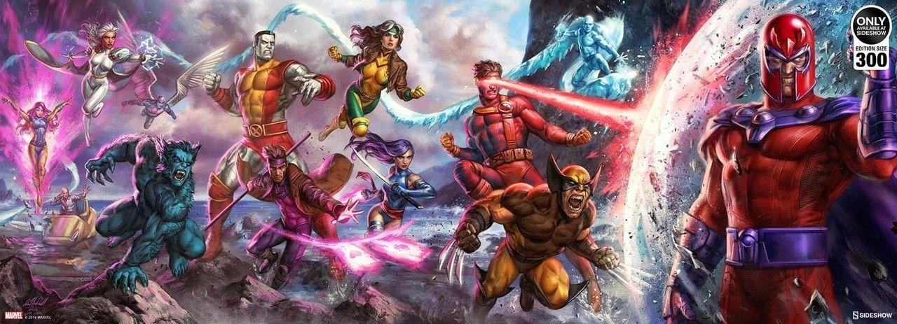 11 X Factor Second Team X Men Marvel Comics Art Marvel Facts