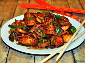 Life Scoops: Indo-Chinese Chilli Fish