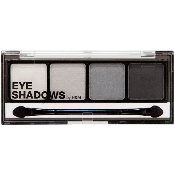 Eyeshadow Multi (6.00 CAD) ❤ liked on Polyvore featuring beauty products, makeup, eye makeup, eyeshadow, beauty, fillers, accessories, black, women and black eye shadow