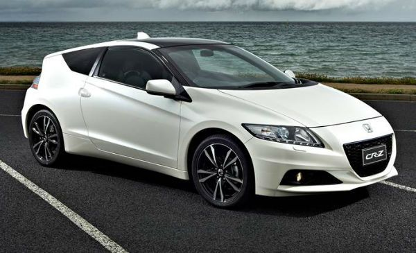 2016 Honda CRZ Model Wallpaper