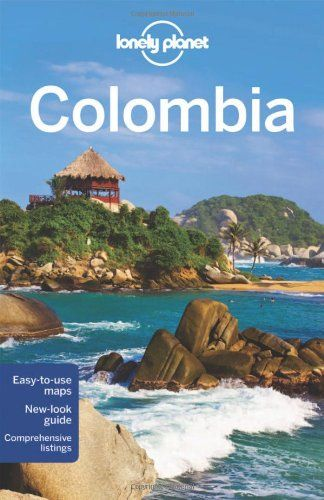 lonely planet colombia travel guide http teacoffeestore com rh pinterest com Parts of Colombia Colombia Map