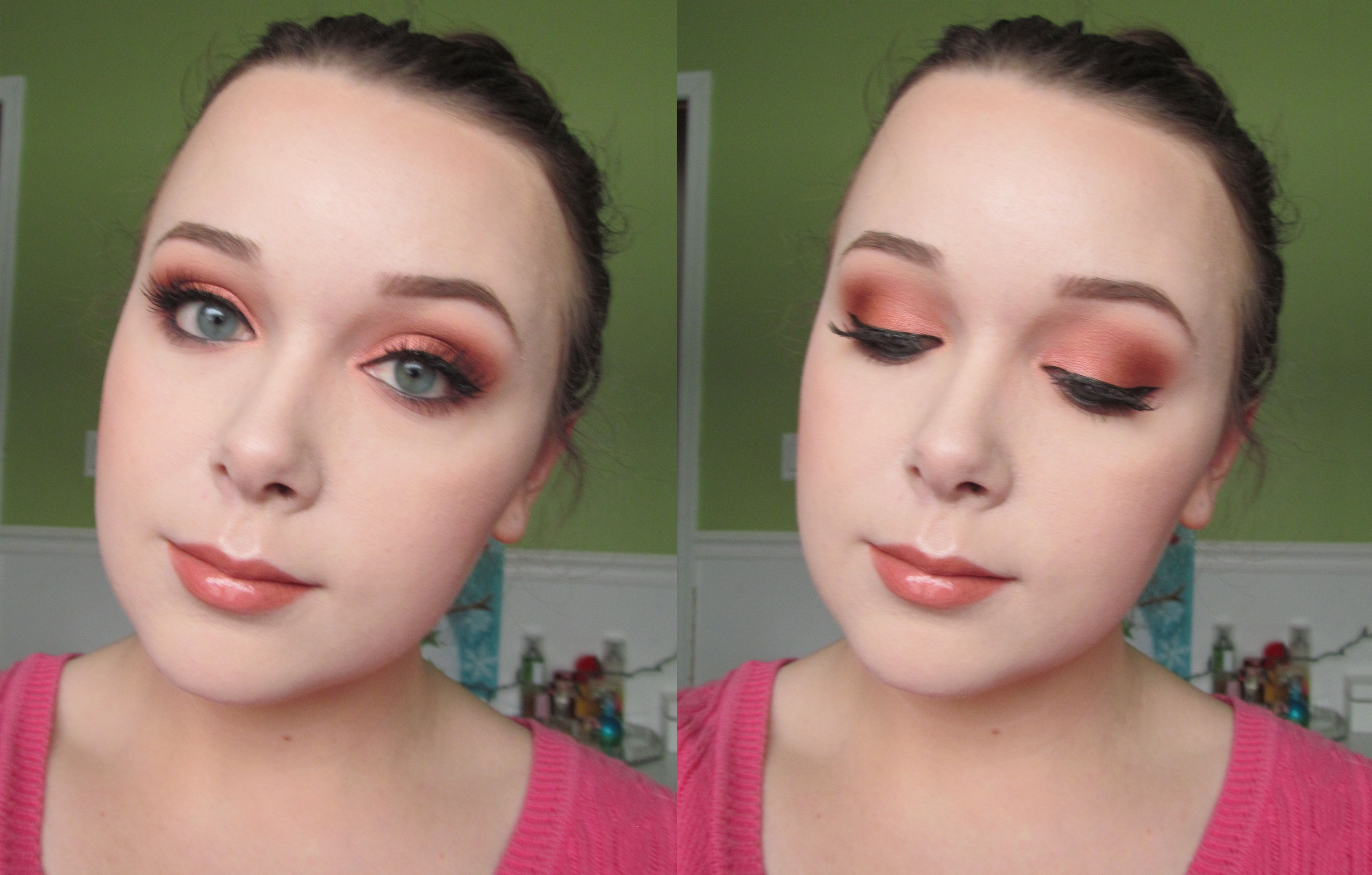 """7 Days of Eyeshadow Palettes Day 7 Bad Habit """"Athena"""