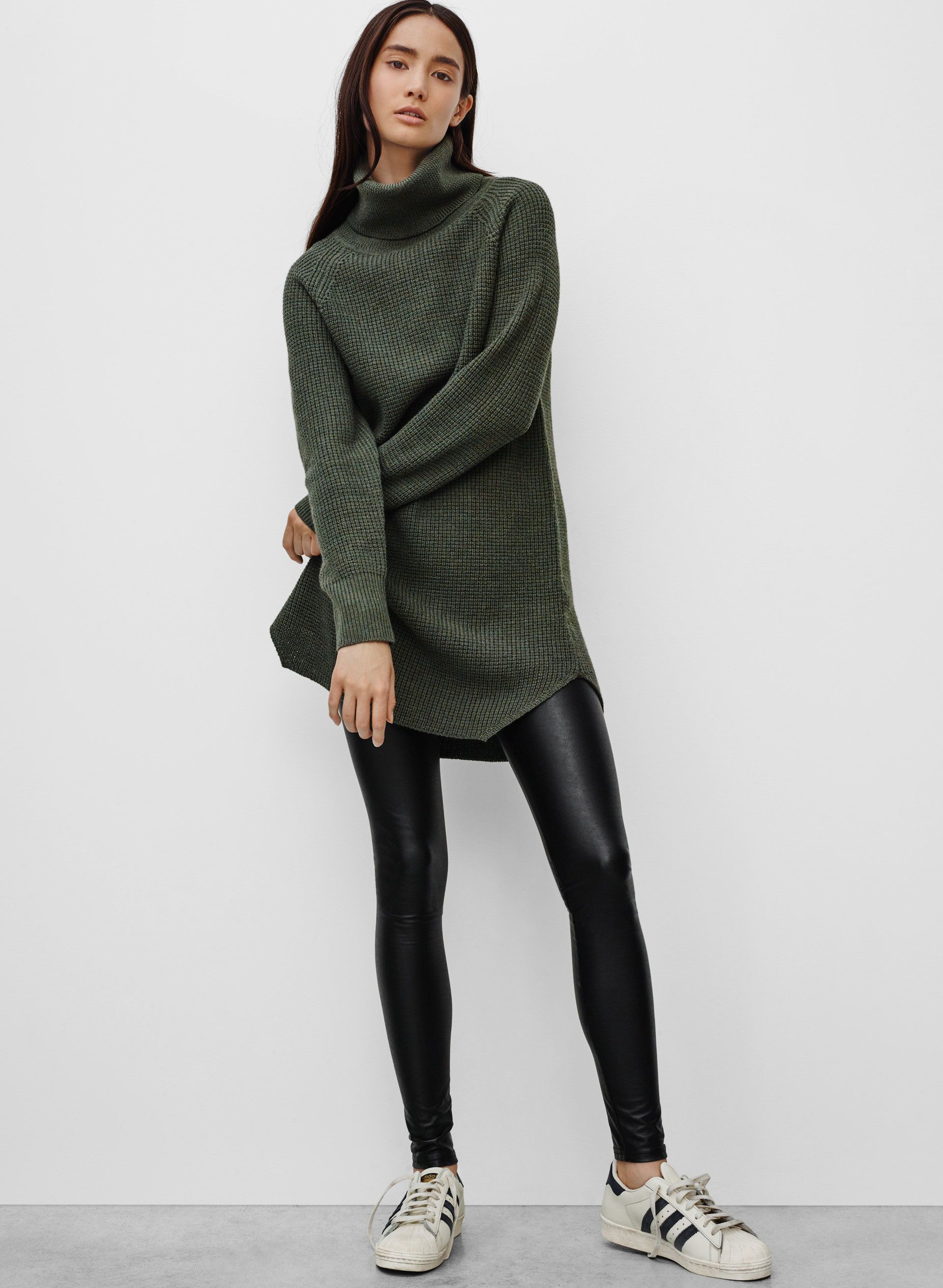 23c575c8210504 Daria pant in 2019 | wants | Leather leggings, Faux leather leggings ...