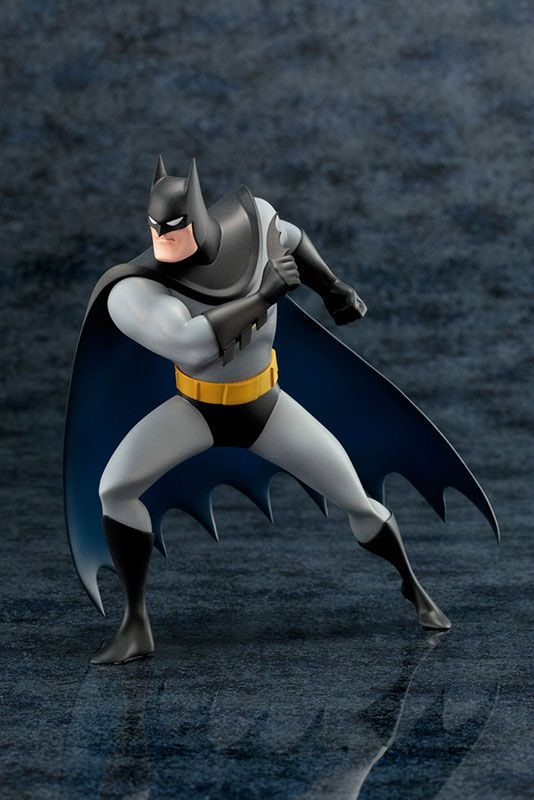 Batman The Animated Series Artfx PVC Statue Figure Collectible Model Toy