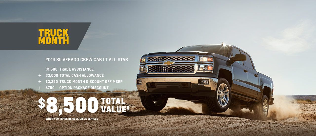 September Is Chevy Truck Chevytruckmonth And It S Almost Over