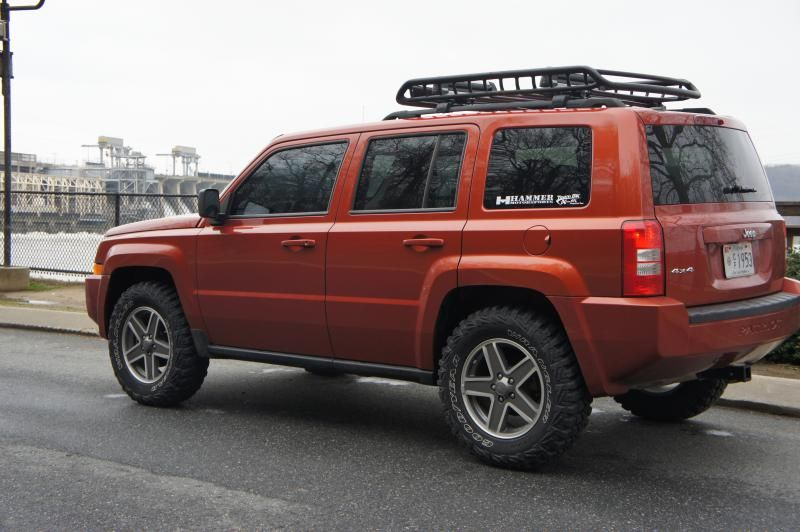 give me your 2 cents what tires with rro lift jeep patriot forums vehicles pinterest. Black Bedroom Furniture Sets. Home Design Ideas