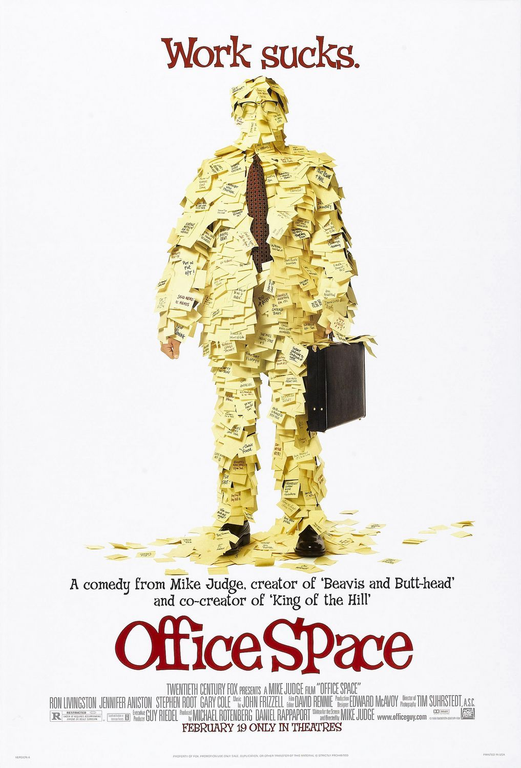 Office Space Space Movies Space Movie Posters Office Space Movie