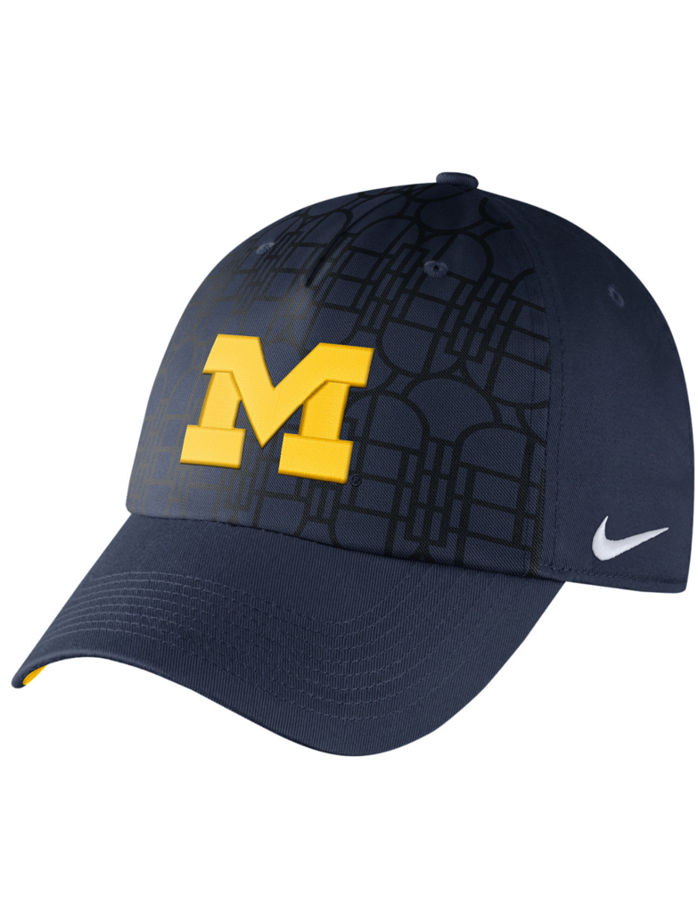 best authentic f79f5 c8e30 ... spain wolverines ncaa nike benassi hook h86 cap michigan wolverines  26090 194a1