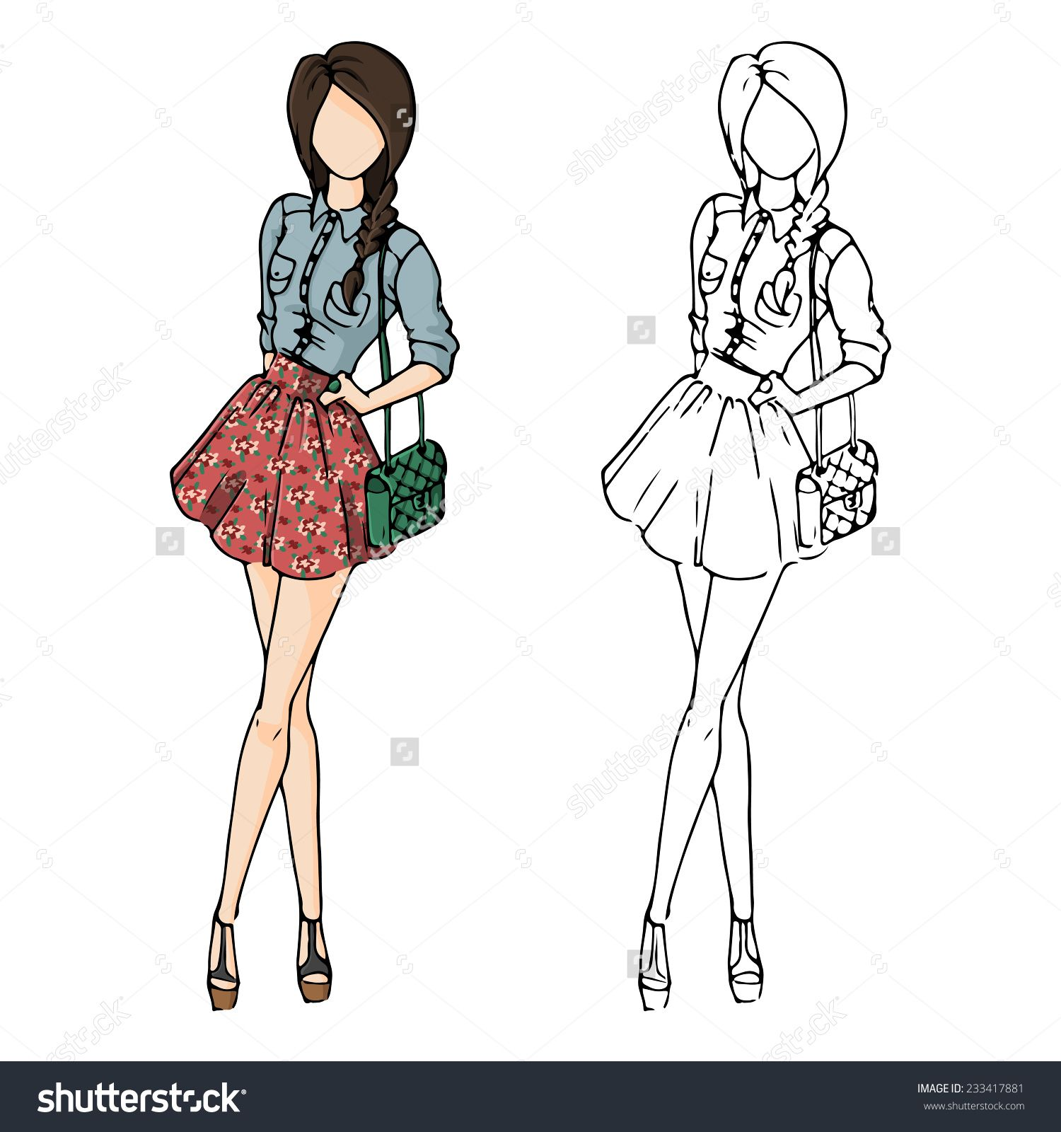pin by davida maines on drawing clothes ideas pinterest
