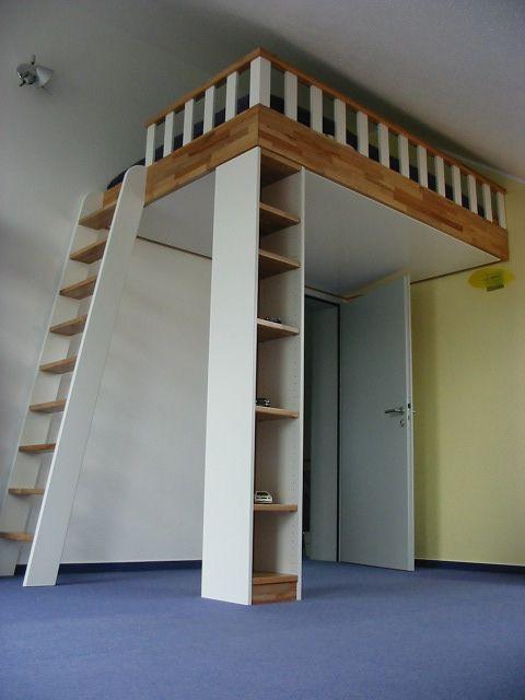 hochbett hochbetten f r kinder und jugendliche pinterest hochbett bett und schlafzimmer. Black Bedroom Furniture Sets. Home Design Ideas