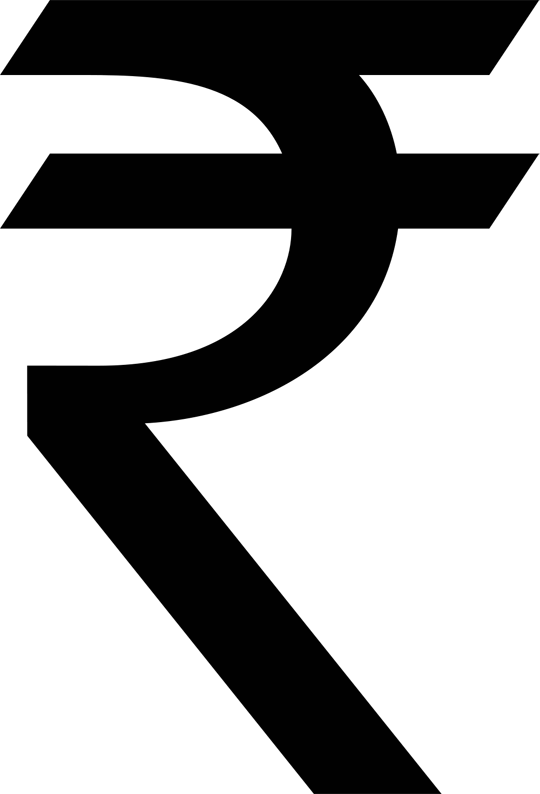 New Symbol For The Indian Rupee Pinterest Currency Symbol And
